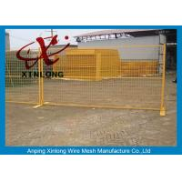 Wholesale Professional Temporary Barrier Fencing , Temporary Site Fencing Removable from china suppliers