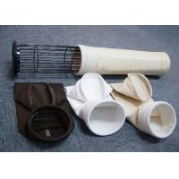 Wholesale 100% Pure PTFE Filter Bag Fabric Filter Plant Bags 1000mm~8000mm Length from china suppliers