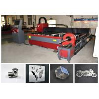 Wholesale 1000W 2000W 3000W Fiber Metal Laser Cutting Machine For Sheet Metal & Tube Cutting from china suppliers