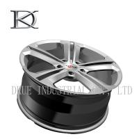 Wholesale Forged VW Replica Wheels Rims 18 Inch Hyper Black Machine DOT VIA Certifications from china suppliers