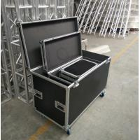 Wholesale Black Lowest Cubic Meter of 3 in 1 Flight Case Cable Case in Stock from china suppliers