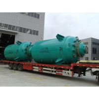 Wholesale Anti - corrosion glass lined vessel reactors / glass lined enamel reactor from china suppliers