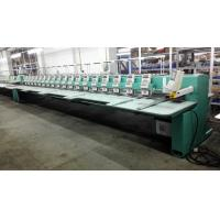 Buy cheap Multi Functional Used Tajima Embroidery Machine 400 x 680mm Emb Area from wholesalers