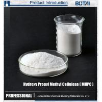Wholesale Manufacture supply industrial grade Hypromellose hpmc cellulose from china suppliers