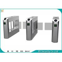 Wholesale Auto Turnstile Electronic Security System Barrier Swing Gate With CE Approved from china suppliers