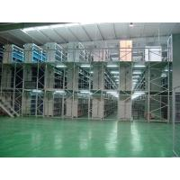 Wholesale Customed Warehouse Storage Mezzanine Floor System Racking / Rack System With OEM from china suppliers