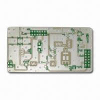 Buy cheap AA27 4-layer PCB, Suitable for Base Station, with Immersion Tin Surface Treatment from wholesalers