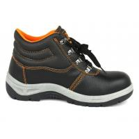 Buy cheap Suede Leather Upper Non Slip Work Shoes Double Density PU Injection Out Sole from wholesalers