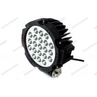 Wholesale 63W LED Off Road Driving Lights 7 Inch Yellow / Red / Black Color With Screws from china suppliers
