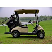 Wholesale Electrical Mini 2 Seater Club Golf Carts 48V 3KW With Caddy Plate CE Approved from china suppliers