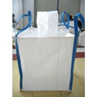 Wholesale Minerals Polypropylene 1 Ton bulk bags woven polypropelene feed bags , 4-panel UV treated Tonne bag from china suppliers