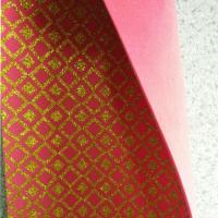 Quality The glitter apply in EVA foam sheet for stationary for sale