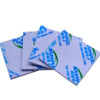 Wholesale Thermal Conductive Silicone Pad custom size GPU CPU Heatsink Cooling from china suppliers