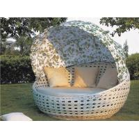 Wholesale 2014 rattan daybed garden furniture from china suppliers