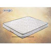 Wholesale Durable Roll up Bonnell Spring Mattress , Luxurious Convoluted Foam Mattress from china suppliers