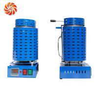 Buy cheap Max temperature 2192F metal casting machinery jewelry tools electric melting kiln from wholesalers