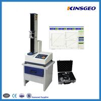 Wholesale USA Sensor Electrical Control Universal Testing Machines For Rubber , Plastic , Nylon from china suppliers
