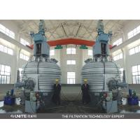 Wholesale Auto 3 in 1agitated nutsche filter  drying cleaning equipment from china suppliers