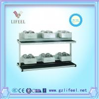 Wholesale 6 person UV Touch Automatic nail dryer station manicure machine nail salon equipment from china suppliers