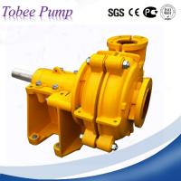 Buy cheap Tobee™  AH(R) slurry pump China from wholesalers