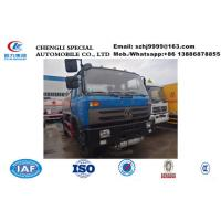 Buy cheap 2018s best price dongfeng 170hp 11m3 stainless steel oil tank delivery truck for sale, whole price fuel tank truck from wholesalers