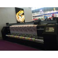 Wholesale CMYK Four Colour Epson Head Digital Textile Printer With Heater And Filter from china suppliers