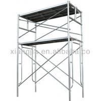 Wholesale Adto HDG Steel Frame Scaffold System for Working Platform from china suppliers