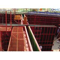 Quality Light Weight Steel Formwork System With Fewer Connectors High Load Capacity for sale