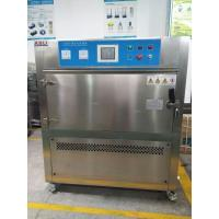 Wholesale 304 Stainless Steel UV Aging Test Chamber , Accelerated Weathering Tester from china suppliers