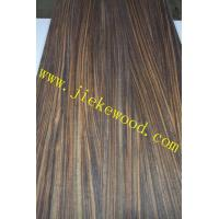Quality Ovangkol solid wood finger jionted worktops countertops table tops butcher block tops kitchen tops for sale