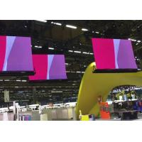 Wholesale 3.9mm 180 degrees bendable LED display for events, similar to Barco from china suppliers