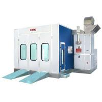 Buy cheap Electric Car Spray Booth , 220V Large Vehicle Spray Painting Booths from wholesalers