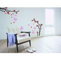 Wholesale Cool Star Wall Tree and Flower Stickers YX-077 / Decorative Wall Stickers from china suppliers