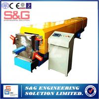 Wholesale PPGI GI PPGL Aluminium / Steel Pipe Roll Forming Machine 22 Stations from china suppliers