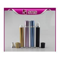 Buy cheap DR003-10ml luxury refillable vibrating plastic roll on bottle manufacturer from wholesalers