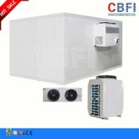 Wholesale Automatic Commercial Blast Freezer / Blast Freezing Equipment 120mm Thickness Panel from china suppliers