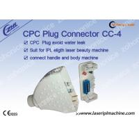 Wholesale Plug And Play CPC Connector For IPL Machine Avoid Water Leak CC-4 from china suppliers