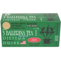 Wholesale Effective Slimming Tea Coffee 3 Ballerina Tea Dieters Drink For Weight Loss from china suppliers