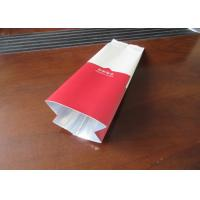 Wholesale Resealable Coffee Packaging Bags With Valve , Stand Up Coffee Pouch from china suppliers