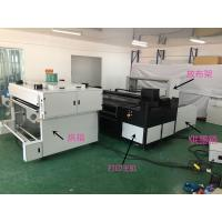 Buy cheap Stable Repairable Head Digital Textile Printer With Belt High Resolution 30 KW from wholesalers