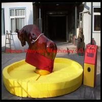 Wholesale Bull Rodeo Simulator Adult Entertainment Machine from china suppliers
