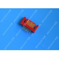 Wholesale Lightweight Red External SATA 7 Pin Connector Voltage 500V SMT Type from china suppliers
