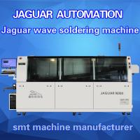 Wholesale Lead free double wave wave soldering machine/smt wave soldering machine factory from china suppliers