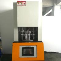 Wholesale Computer Control Plastic Testing Machine / No Rotor Rubber Rheometer Tensile Testing Machine from china suppliers