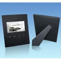 China Fashionable Customizable Lcd Video Business Cards With 7 INCH LCD Screen on sale