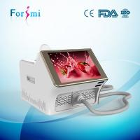 Wholesale best price permanent effection newest technology laser hair removal machine from china suppliers