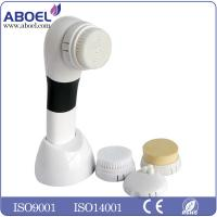 Wholesale Accept Paypal OEM Design Waterproof Electric Face Cleansing Brush Set from china suppliers