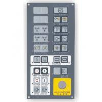 Wholesale ISO9001 Waterproof PC Membrane Switch Panel For Injection Molding Machine from china suppliers