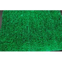 Quality Per Square Meter Green 48000 Cluster / PP Artificial Grass Landscape for Swimming Pool for sale