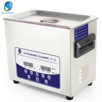 Wholesale Stainless Steel Digital Touch Household Ultrasonic Cleaner Contact Lens Jewelry washing from china suppliers
